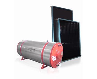 Aquecedor Solar - Thermotini