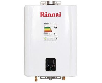 aquecedor a gas rinnai revenda autorizada