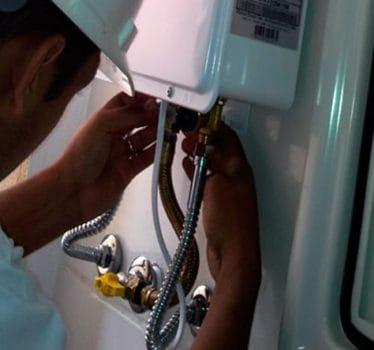assistencia aquecedores a gas