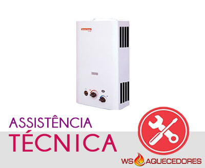 Assistência Técnica General Heater